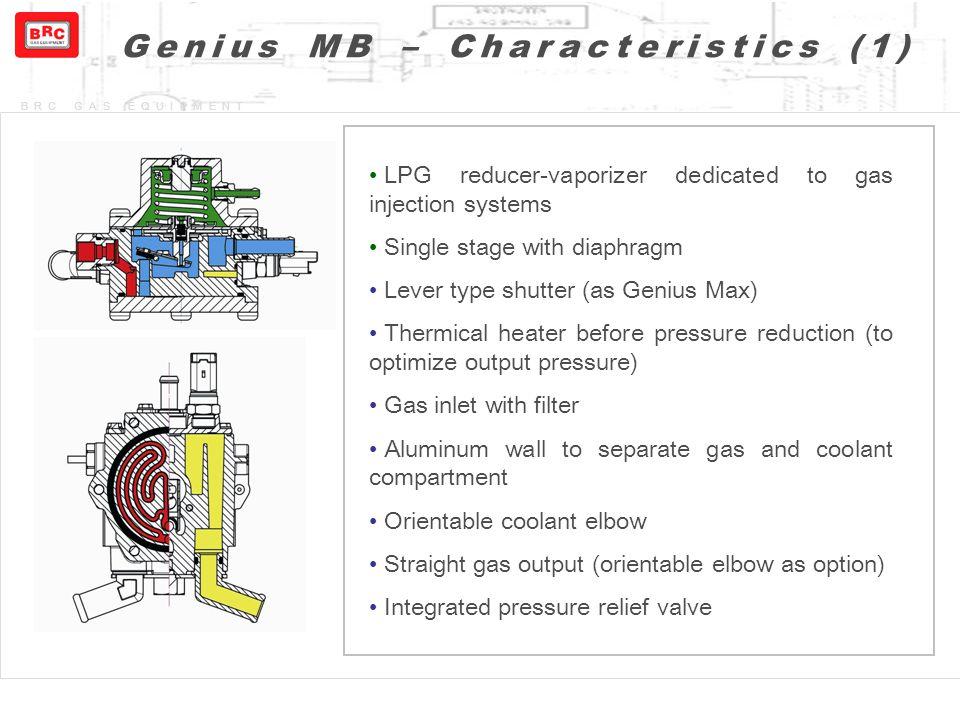Genius MB – Characteristics (1)