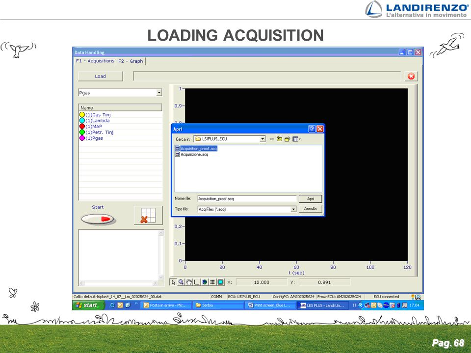 LOADING ACQUISITION