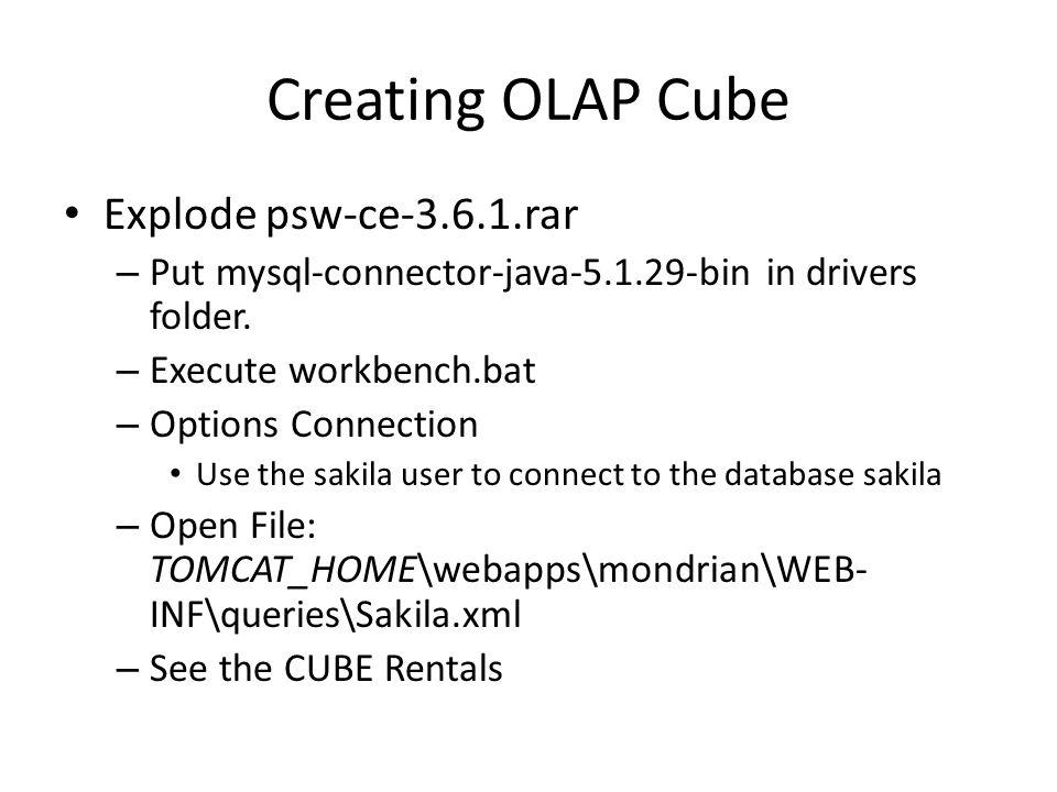 Creating OLAP Cube Explode psw-ce-3.6.1.rar