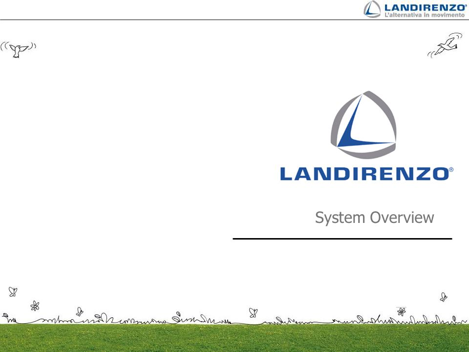 System Overview 3