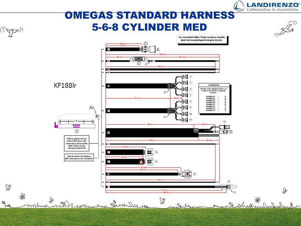 OMEGAS STANDARD HARNESS
