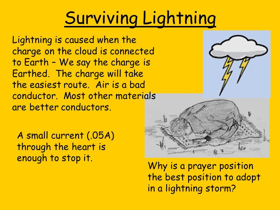 Surviving Lightning