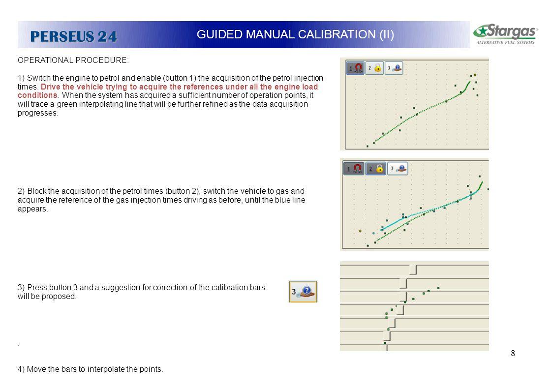GUIDED MANUAL CALIBRATION (II)