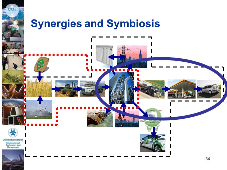 Synergies and Symbiosis