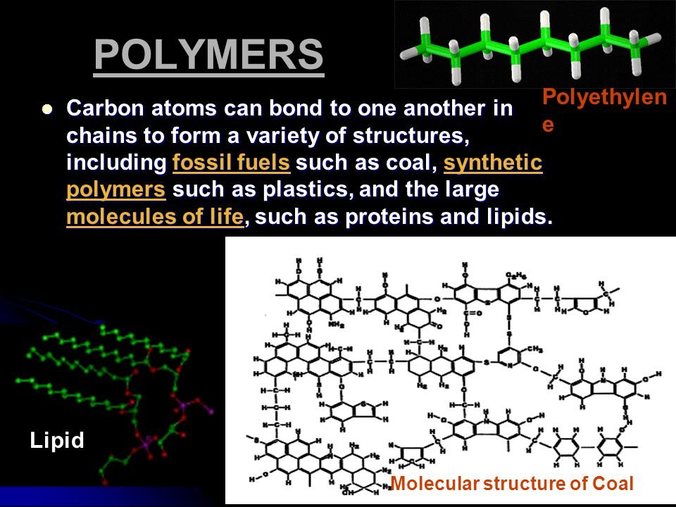 POLYMERS Polyethylene