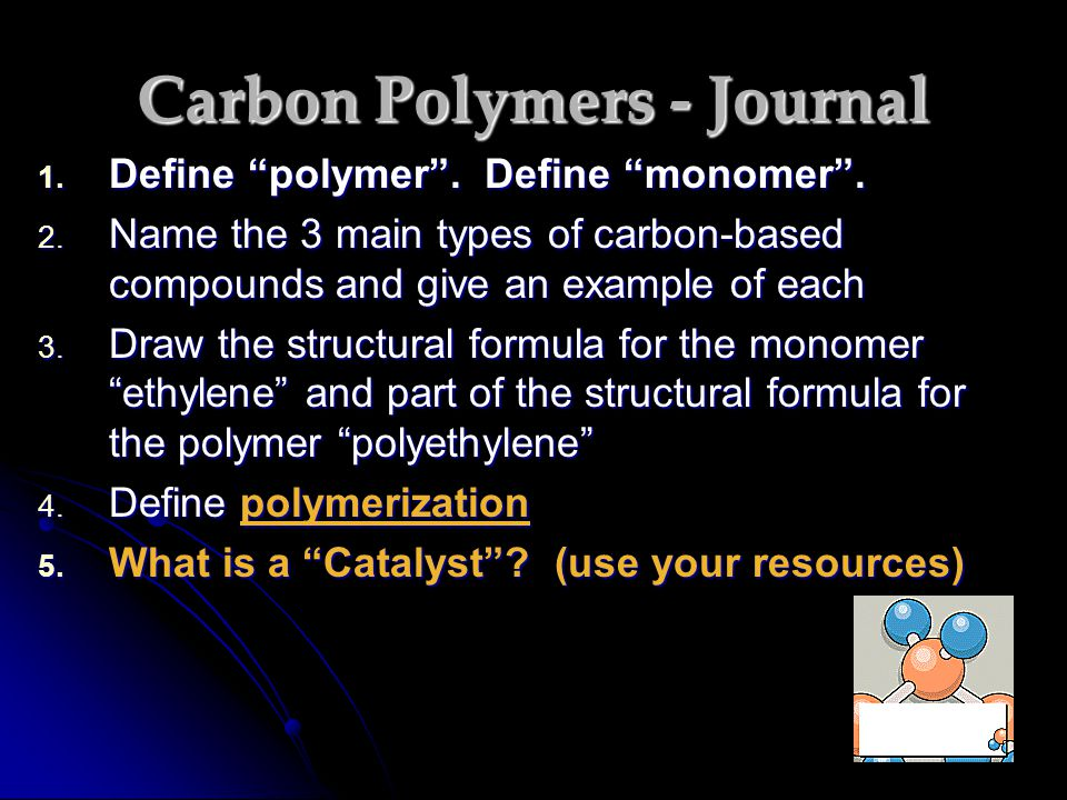 Carbon Polymers - Journal
