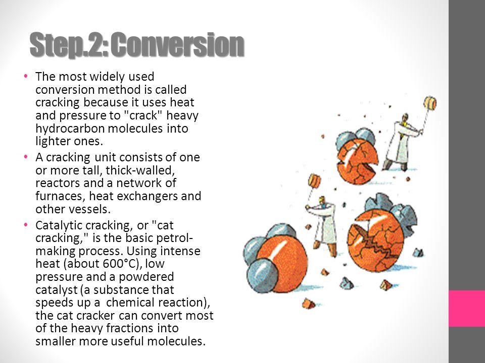 Step.2: Conversion