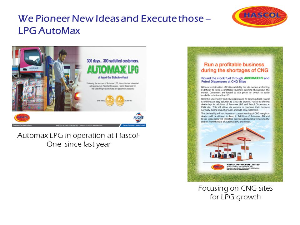 We Pioneer New Ideas and Execute those – LPG AutoMax