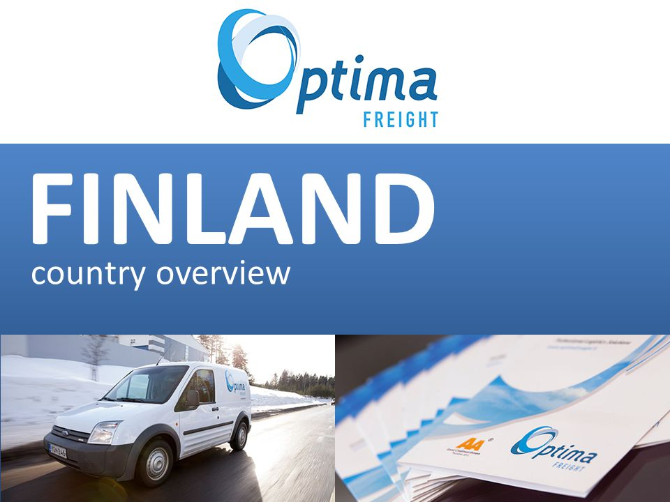 FINLAND country overview