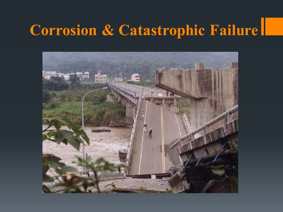Corrosion & Catastrophic Failure