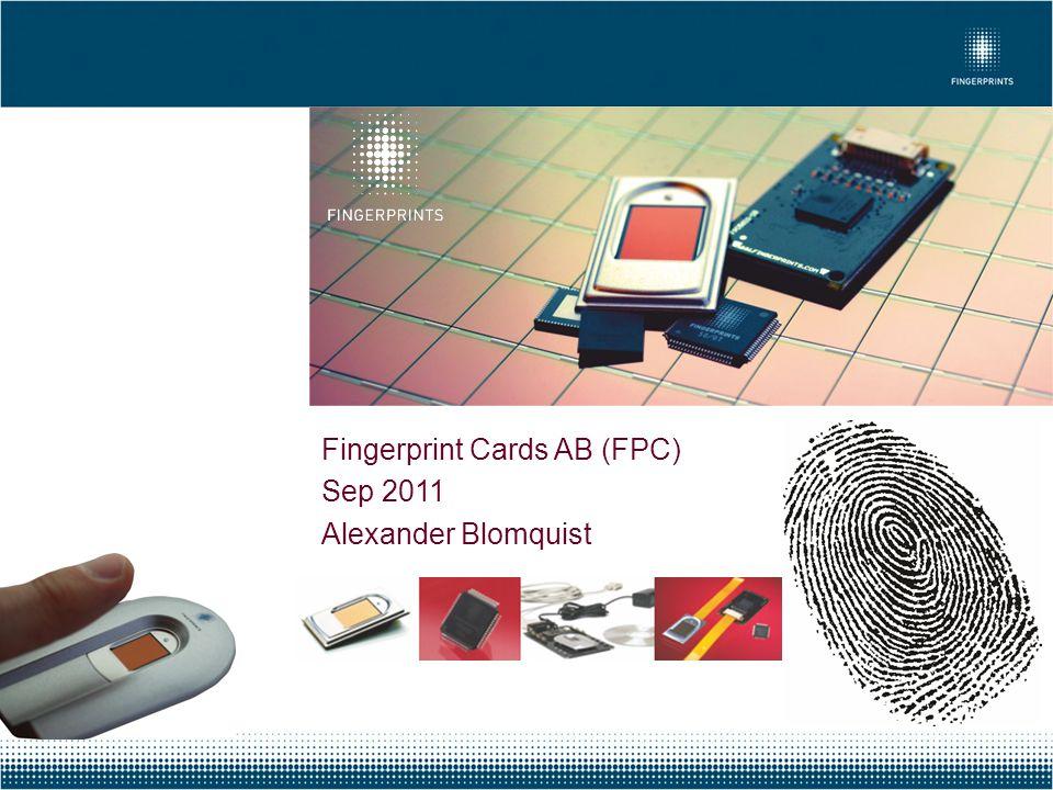Fingerprint Cards AB (FPC)