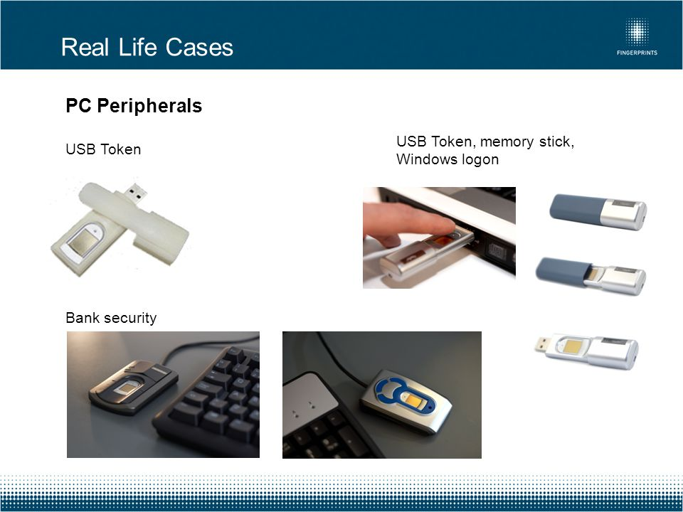 Real Life Cases PC Peripherals USB Token