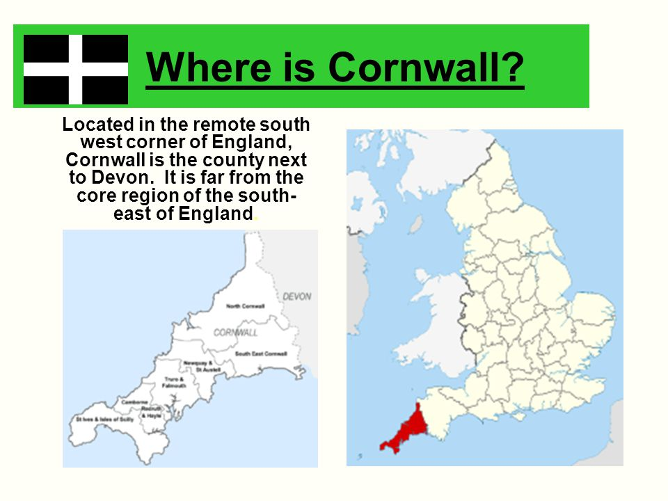 Where is Cornwall