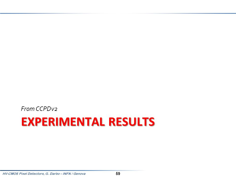 From CCPDv2 Experimental results