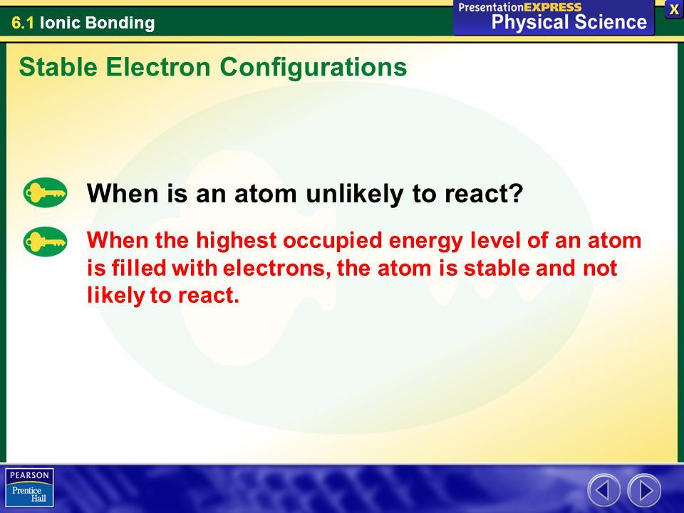 Stable Electron Configurations Ppt Video Online Download
