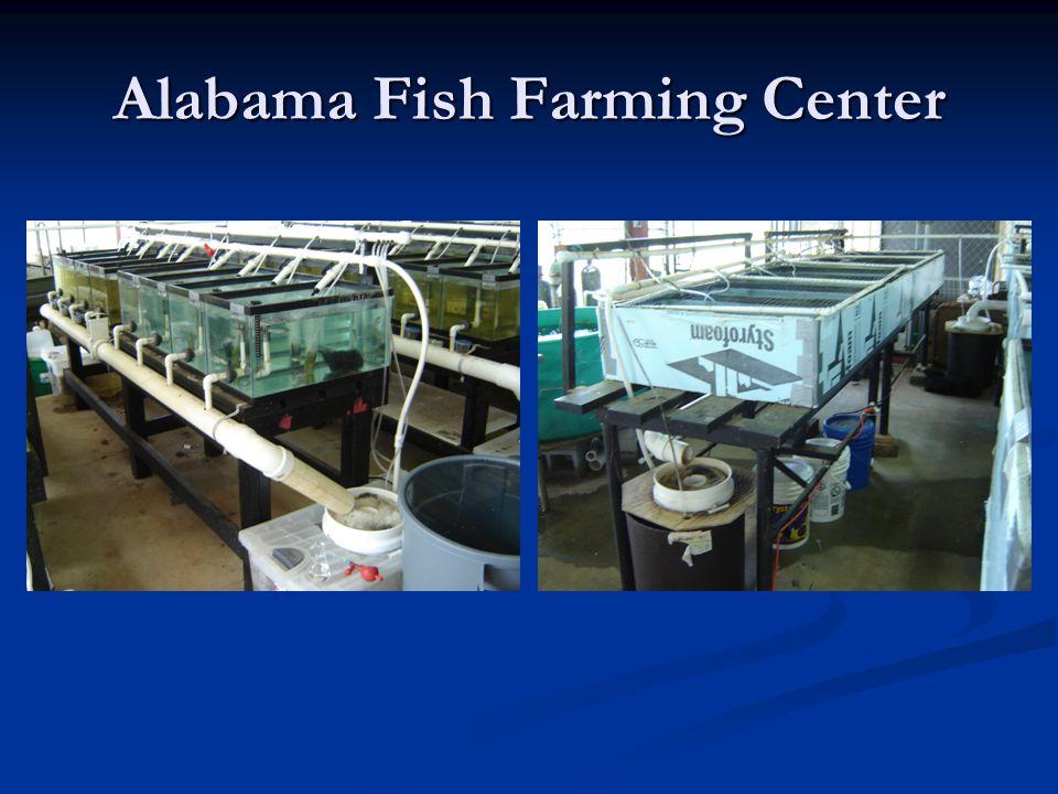Alabama Fish Farming Center