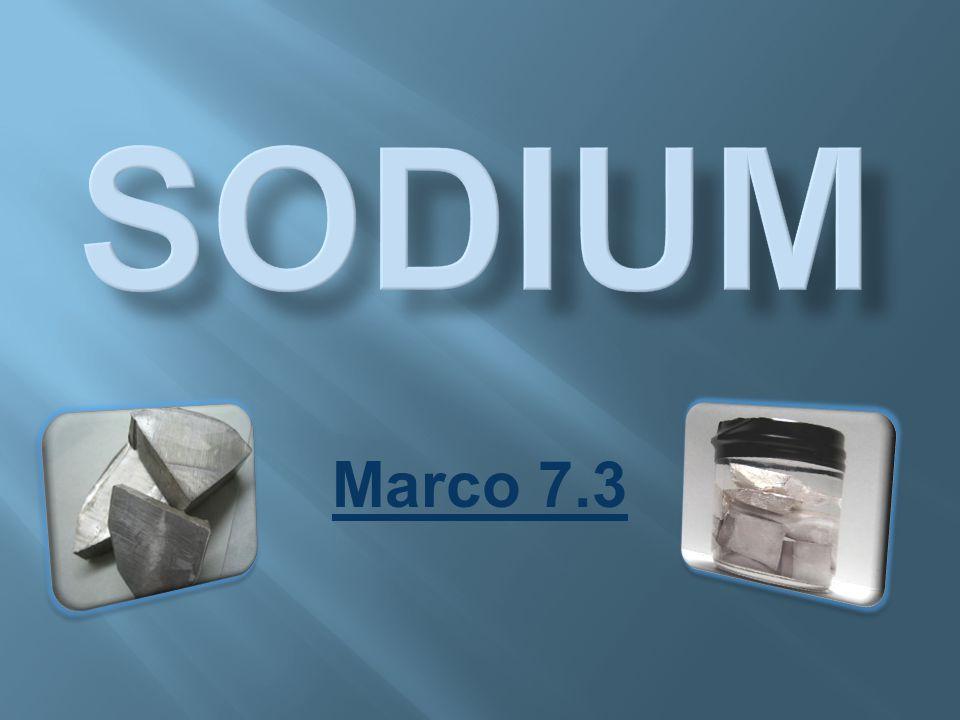 Sodium Marco 7.3