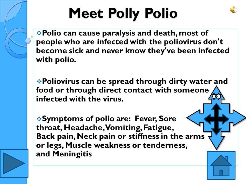 Meet Polly Polio