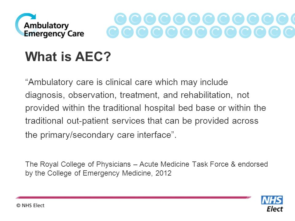 What is AEC