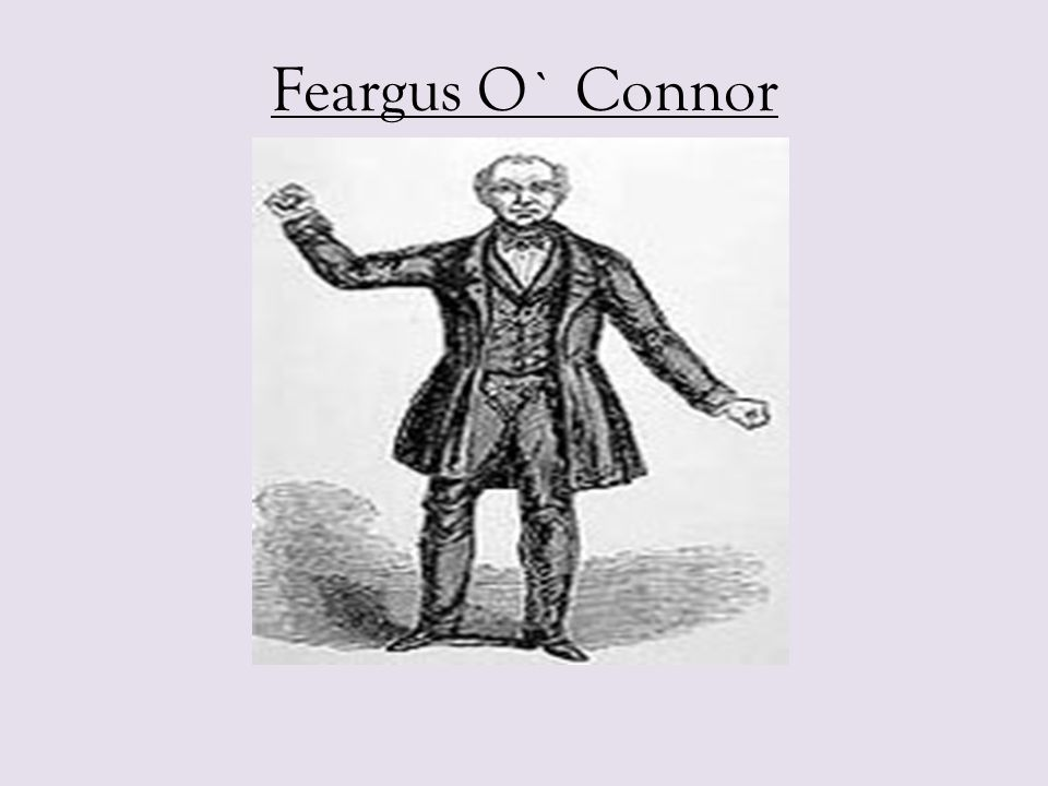 Feargus O` Connor