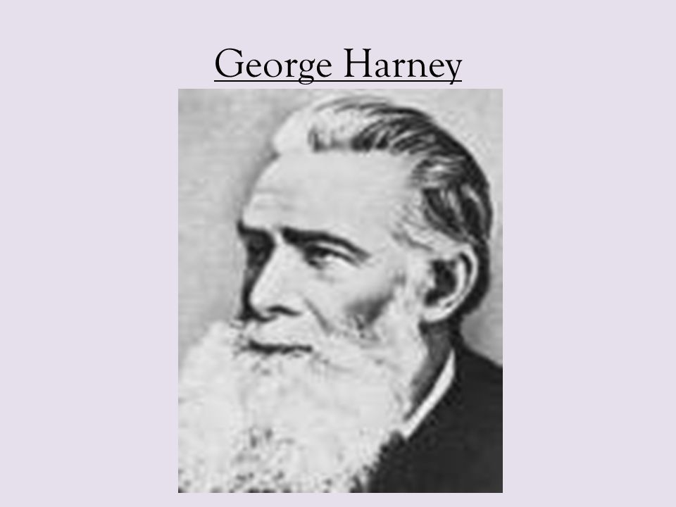 George Harney