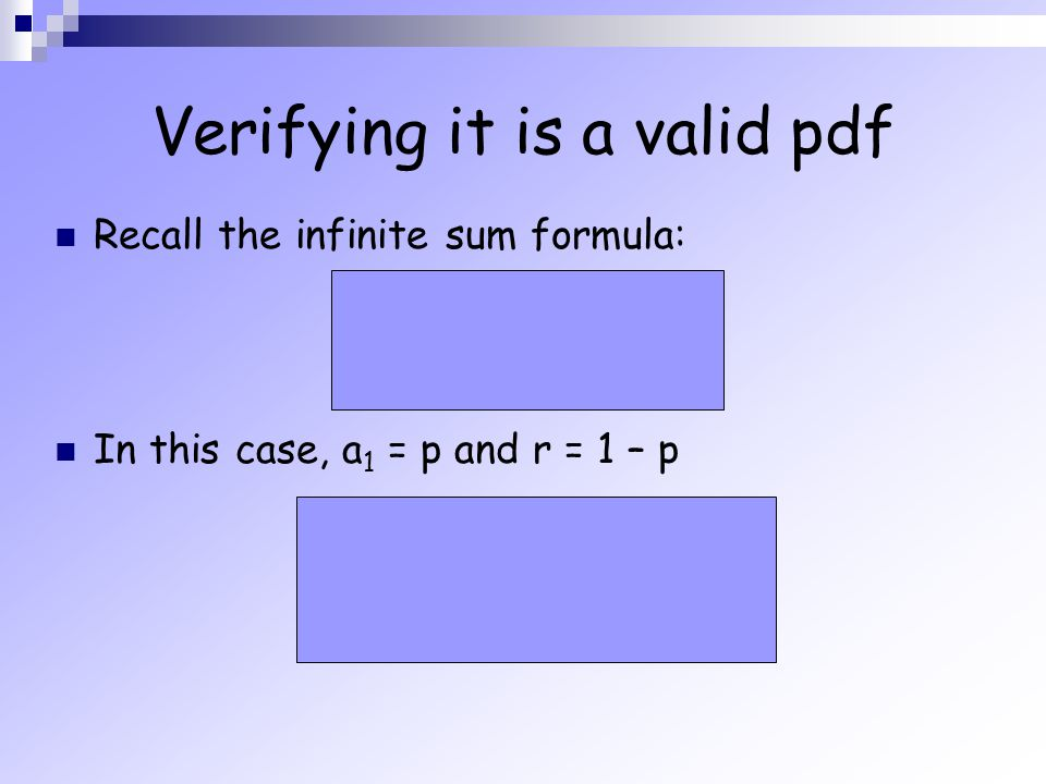 Verifying it is a valid pdf