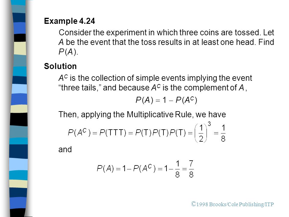 Then, applying the Multiplicative Rule, we have