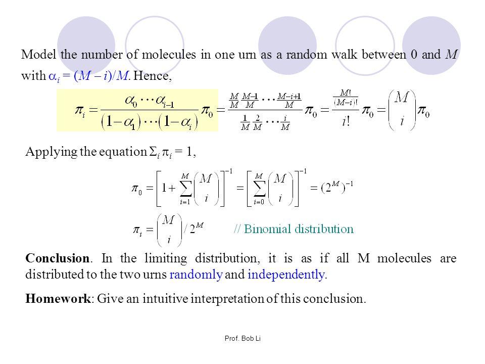 Applying the equation i i = 1,