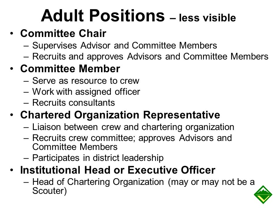Adult Positions – less visible