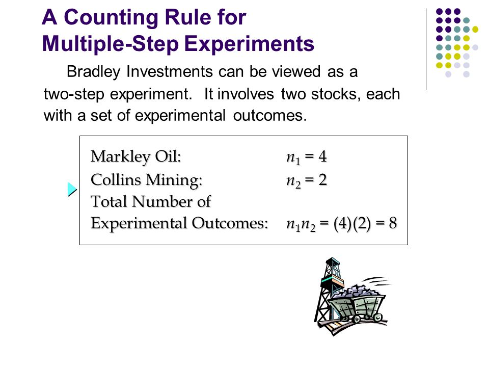 A Counting Rule for Multiple-Step Experiments