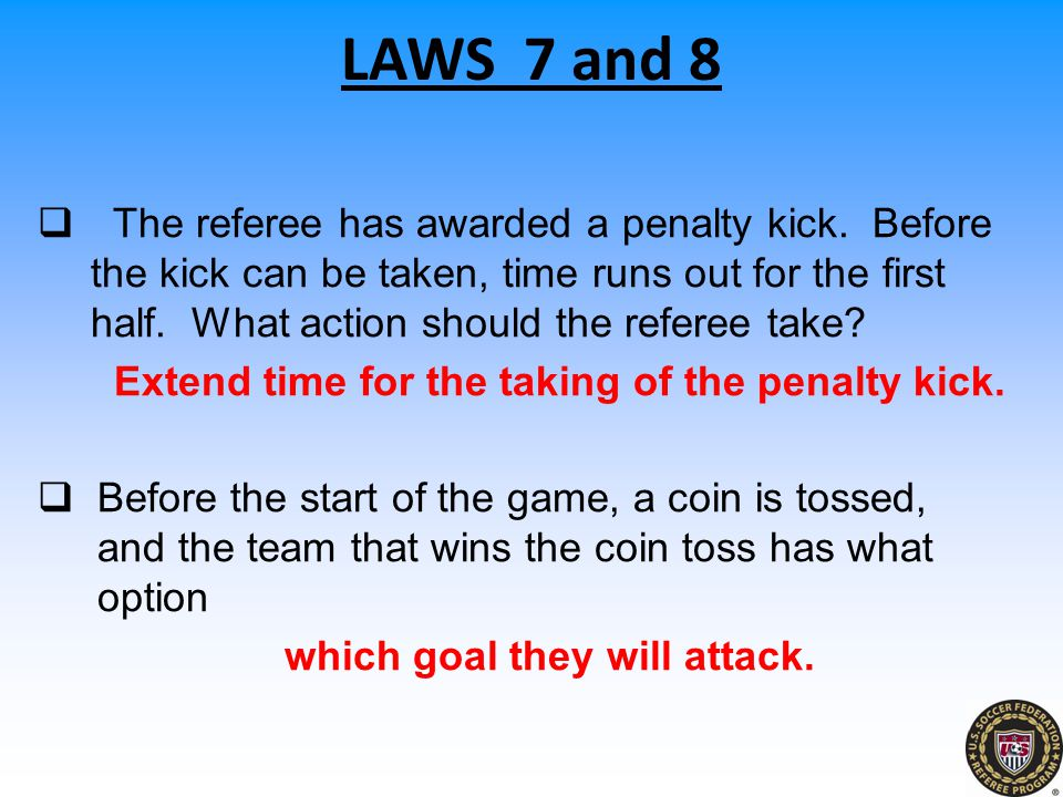 which goal they will attack.