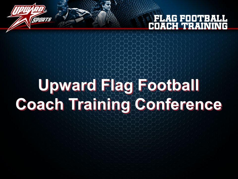 Upward Flag Football Coach Training Conference