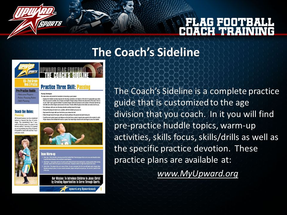 The Coach's Sideline