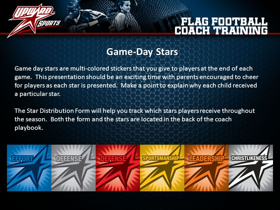 Game-Day Stars