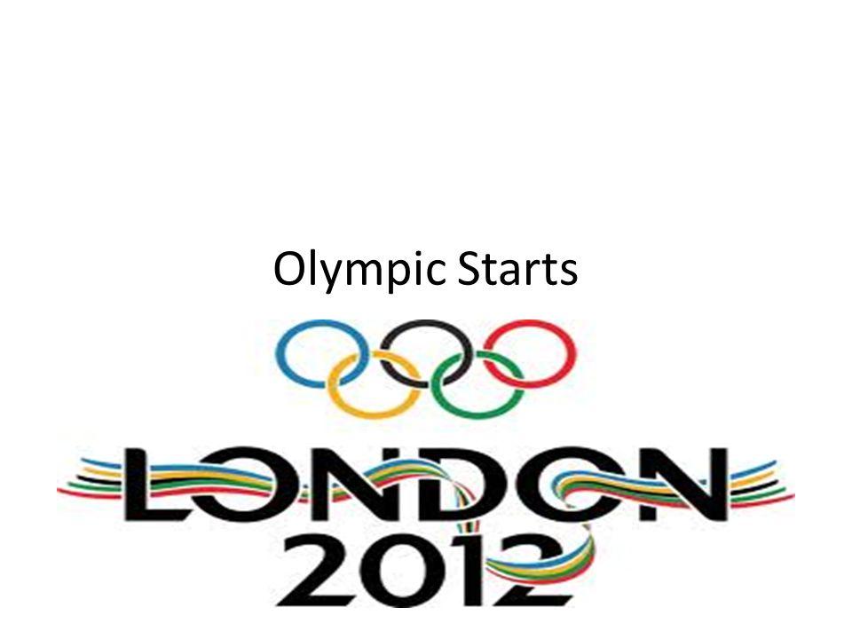 Olympic Starts