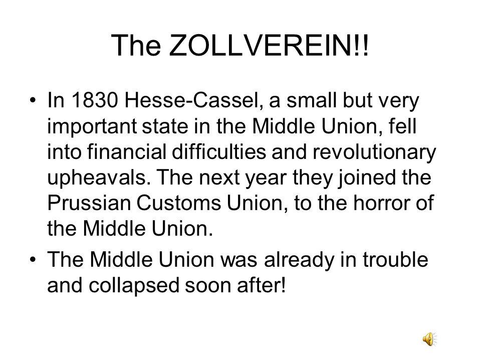 The ZOLLVEREIN!!