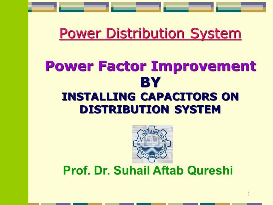 Prof. Dr. Suhail Aftab Qureshi