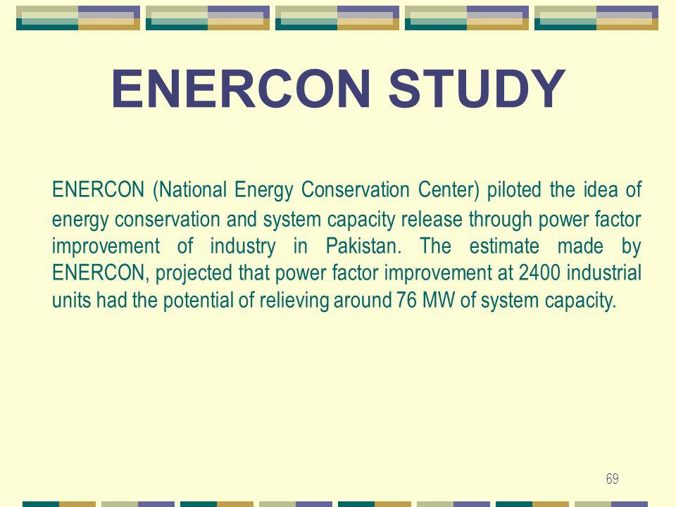 ENERCON STUDY