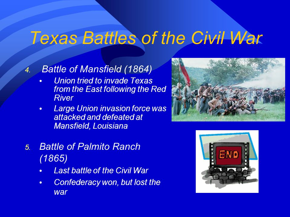 Texas Battles of the Civil War