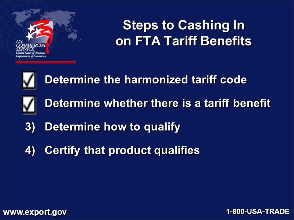benefits of tariff Benefits of trade liberalisation  non-tariff measures trade facilitation environment and trade  so that the benefits of trade can be shared.