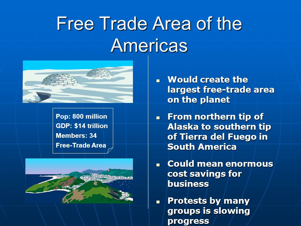 Free Trade Area of the Americas