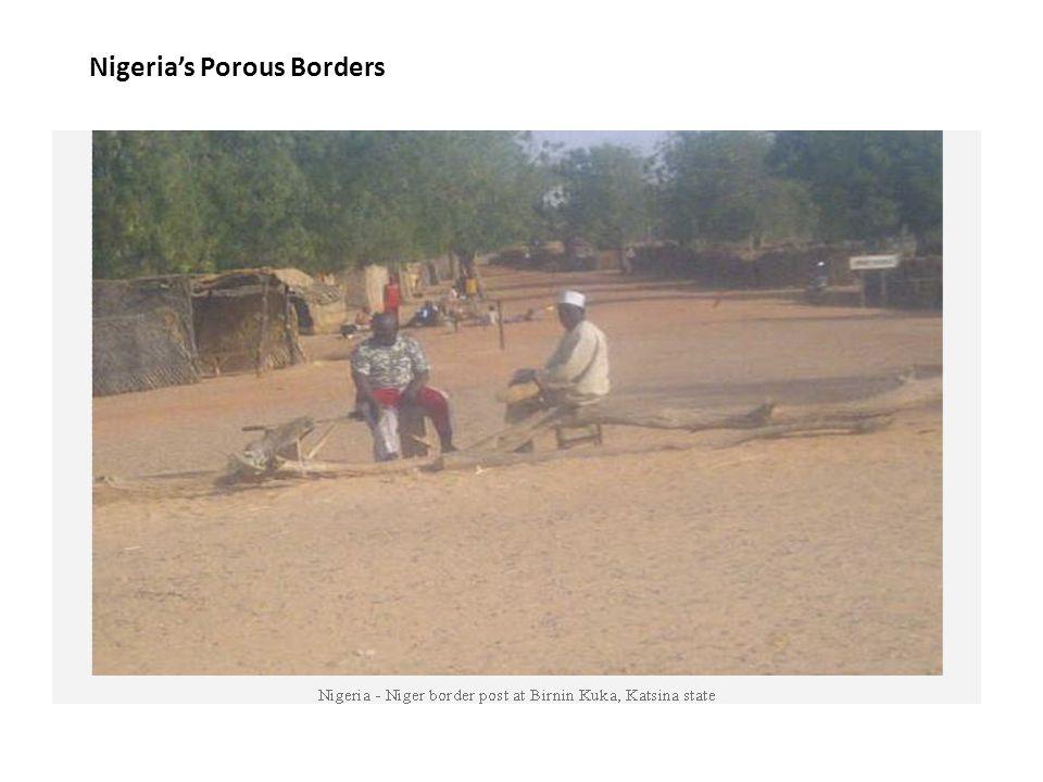 Nigeria's Porous Borders