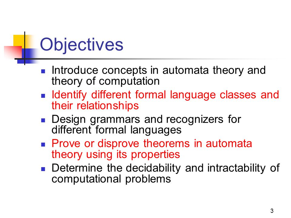 Cpt S 317: Automata & Formal Languages