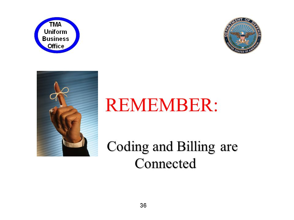 Coding and Billing are Connected