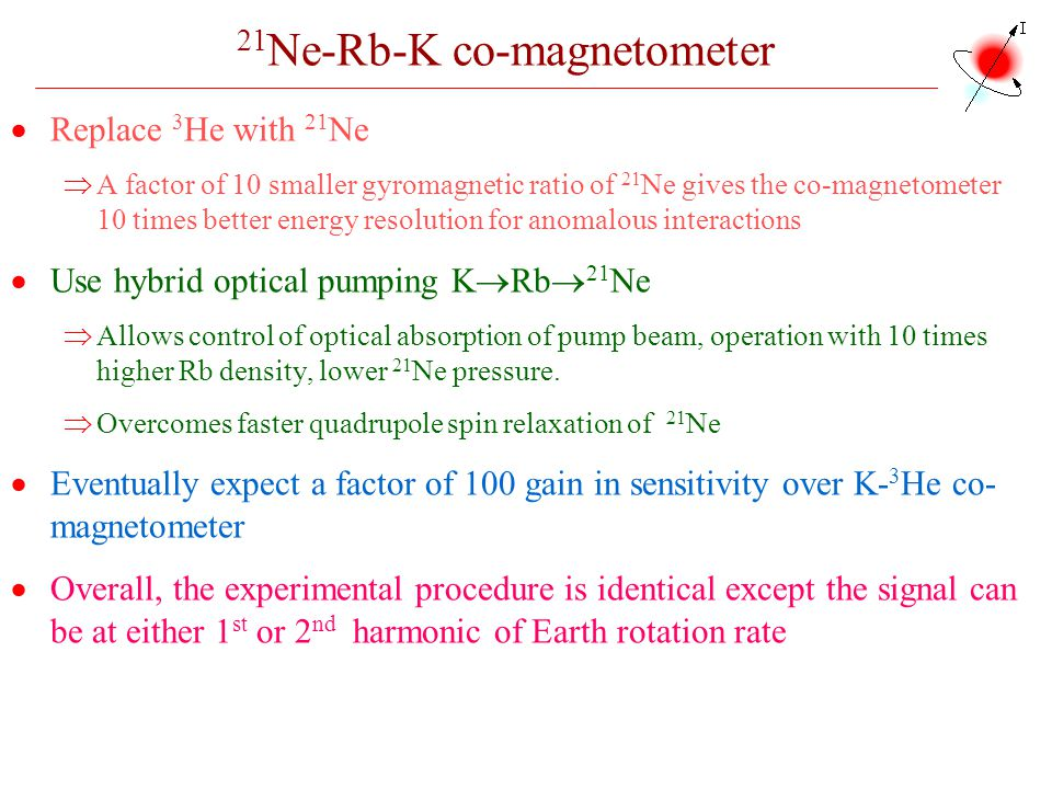 21Ne-Rb-K co-magnetometer