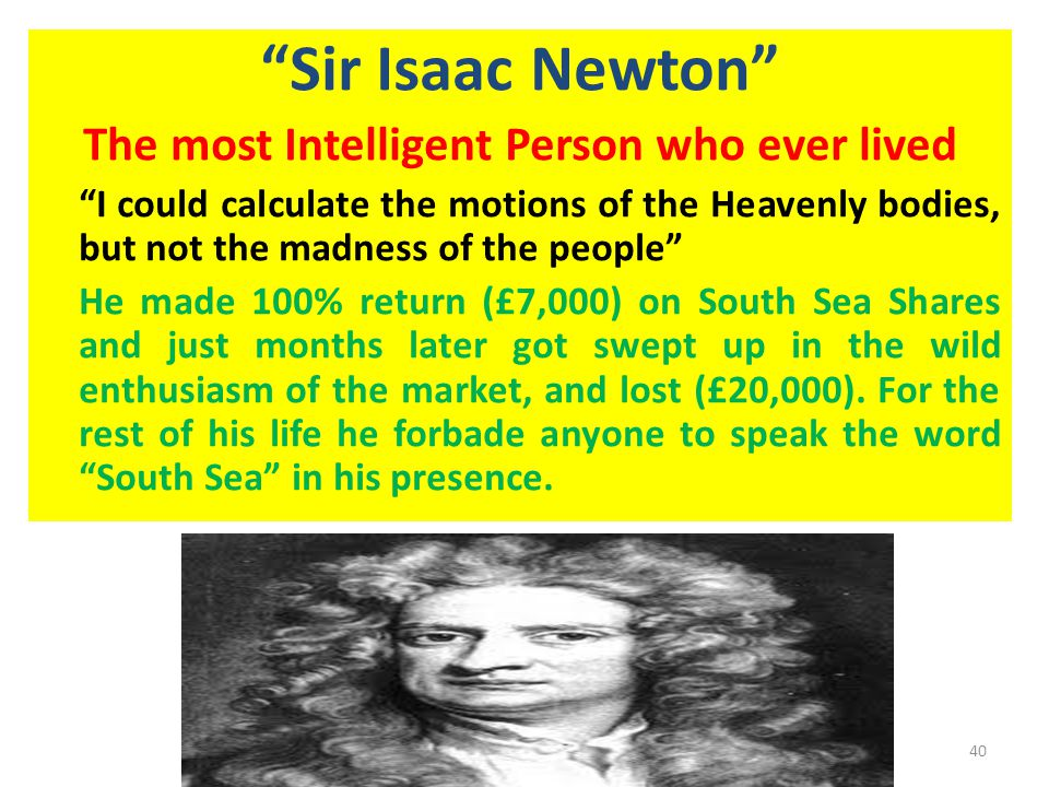 The most Intelligent Person who ever lived