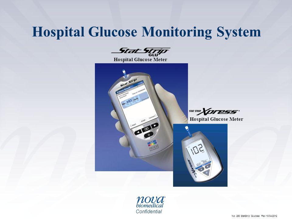 Hospital Glucose Monitoring System