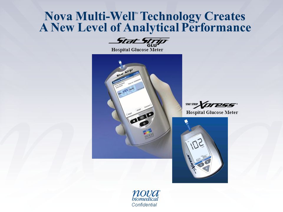 Nova Multi-Well Technology Creates A New Level of Analytical Performance
