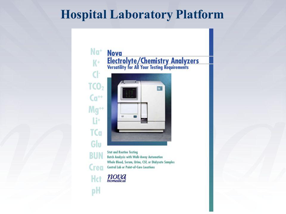 Hospital Laboratory Platform