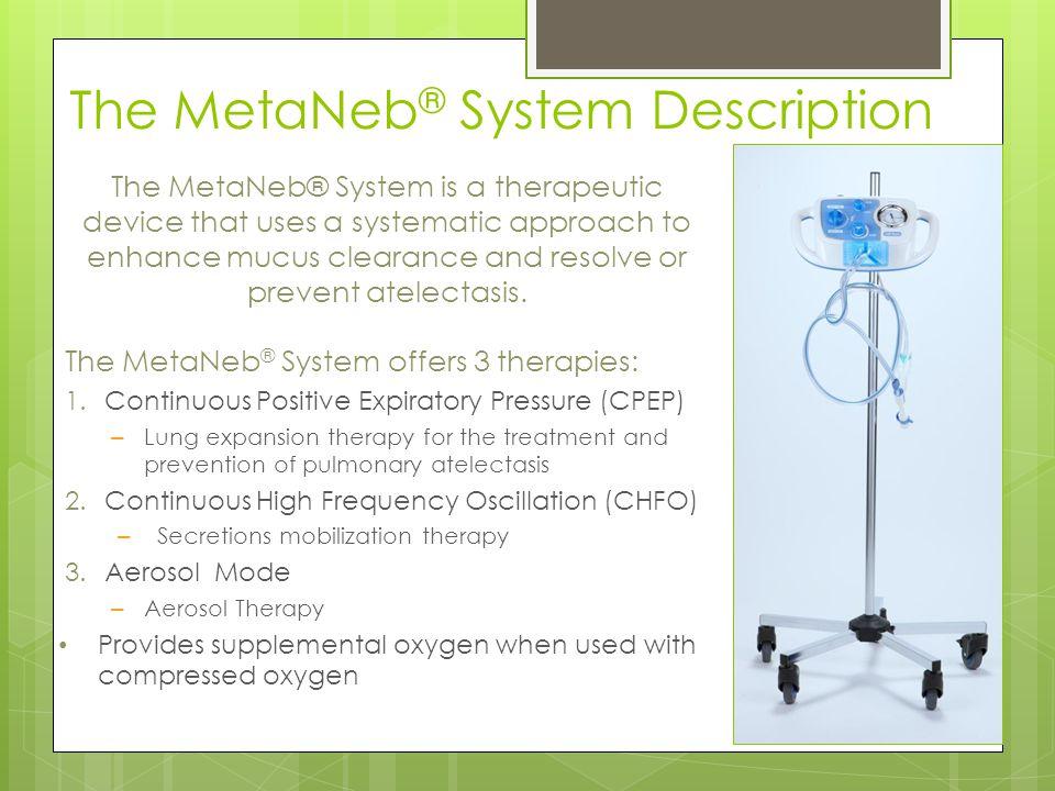 The MetaNeb® System Description